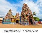 Small photo of Pathirakali Amman Temple, Pathrakali Ambal Kovil or the Kali Kovil Trincomalee is a Hindu temple dedicated to the goddess Bhadrakali, a form of the goddess Kali Amman in Trincomalee, Sri Lanka