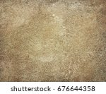 empty grungy wall surface... | Shutterstock . vector #676644358