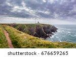 St Anne`s head , Pembrokeshire