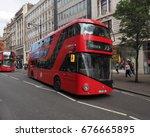 london  uk   circa june 2017 ... | Shutterstock . vector #676665895