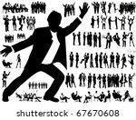 business people | Shutterstock .eps vector #67670608