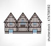 vector illustration of typical...   Shutterstock .eps vector #676708582