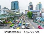 bangkok  thailand   july 10 ...   Shutterstock . vector #676729726