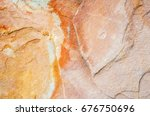 marble texture with natural... | Shutterstock . vector #676750696