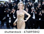 cannes  france   may 17   eva... | Shutterstock . vector #676895842