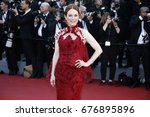 cannes  france   may 17  ... | Shutterstock . vector #676895896