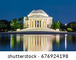 Jefferson Memorial In...