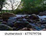 stream of big ilgumen river...