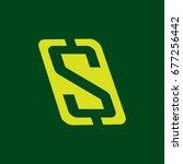 dollar money symbol... | Shutterstock .eps vector #677256442