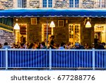 montreal  canada   may 27  2017 ... | Shutterstock . vector #677288776