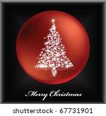 stock vector merry christmas... | Shutterstock .eps vector #67731901