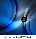 vector digital illustration ... | Shutterstock .eps vector #677351446