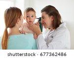 medicine  healthcare  pediatry... | Shutterstock . vector #677362486