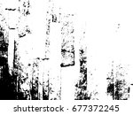 grunge texture overlay... | Shutterstock .eps vector #677372245