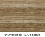 wood texture seamless | Shutterstock . vector #677555806