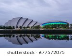 Glasgow  Scotland  Uk   July 1...