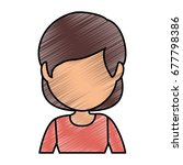 avatar woman icon    Shutterstock .eps vector #677798386