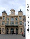 Station Lleida Pirineus  6 7...