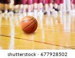 basketball | Shutterstock . vector #677928502