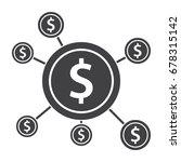crowdfunding concept  funding... | Shutterstock .eps vector #678315142