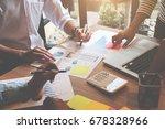 business concept. business... | Shutterstock . vector #678328966