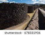 Archaeological Site Inca Racch...