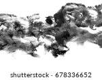 abstract ink background. marble ... | Shutterstock . vector #678336652