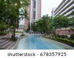 hong kong   october 22  2016 ... | Shutterstock . vector #678357925