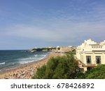 Biarritz   Great Beach   Casin...