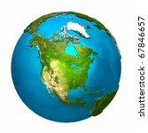 Planet Earth   North America  ...