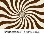 chocolate candy pattern... | Shutterstock .eps vector #678486568
