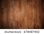 wooden texture background | Shutterstock . vector #678487402