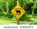 Warning Sign Board  Caution...