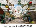 port louis  mauritius  ... | Shutterstock . vector #678593242