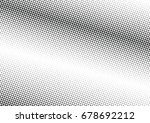 abstract halftone dotted... | Shutterstock .eps vector #678692212