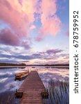 Summer Evening At Finnish...