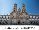 plaza de las americas and...   Shutterstock . vector #678781918