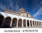 instituto cultural cabanas ...   Shutterstock . vector #678781978