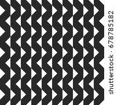retro memphis geometric shapes... | Shutterstock .eps vector #678785182