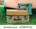 bad koenig   july 09   classic... | Shutterstock . vector #678859762