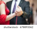 engagement day  wedding concept ... | Shutterstock . vector #678893362