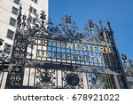 chicago  illinois  usa  ... | Shutterstock . vector #678921022