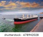 General Cargo Vessel In...