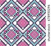 seamless geometric | Shutterstock .eps vector #678950296