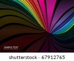colorful vector background...