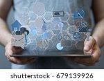 media | Shutterstock . vector #679139926