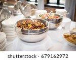 bowl of grilled vegetables