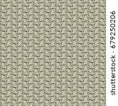 woven pattern texture... | Shutterstock .eps vector #679250206