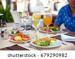 Summer Travel Healthy Food At...