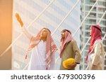 start up business concept  ... | Shutterstock . vector #679300396